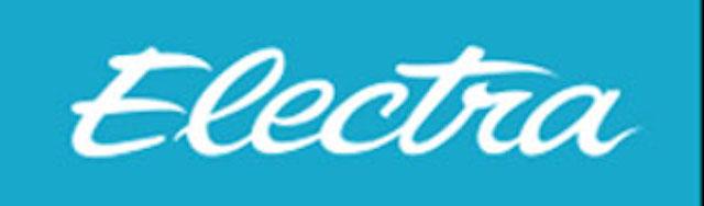 Electra Logo blau