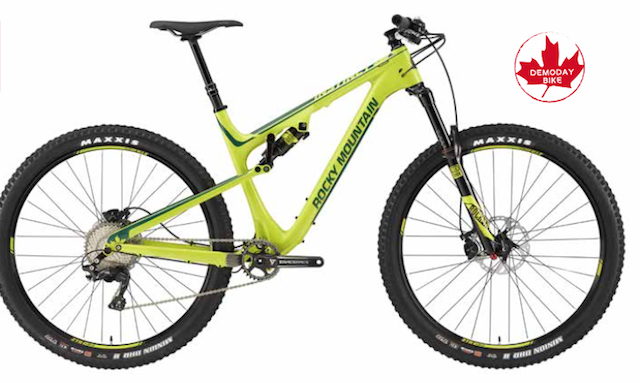 Rocky Mountain Instinct 990 MSL BC Edition