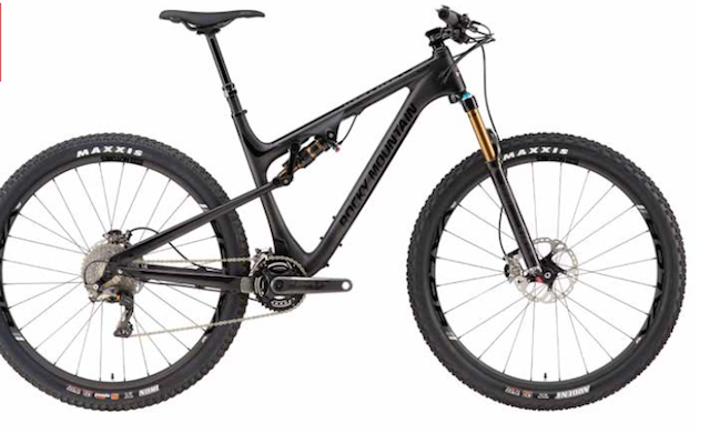 Rocky Mountain Instinct 999 MSL